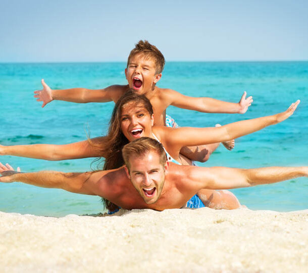 bigstock happy young family with little 48835334 610x541 - Новости